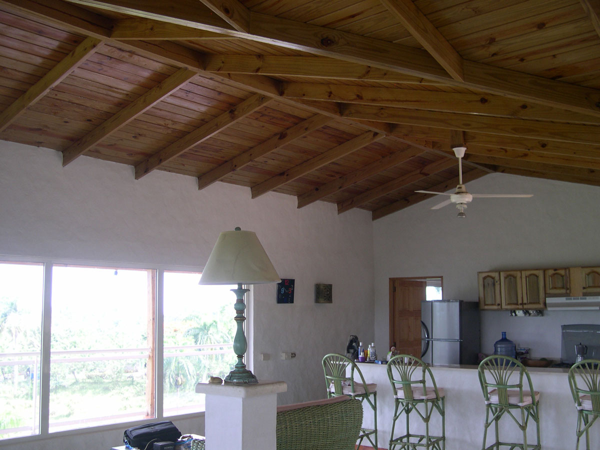 Villa intérieur